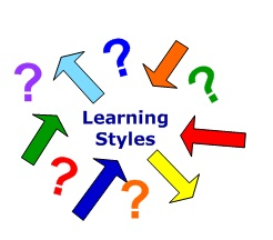 vak learning styles theorists