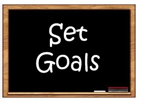 Set Goals title