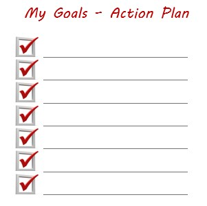 Effective Goal Setting Action Plan