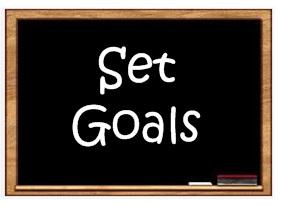 Set Goals title