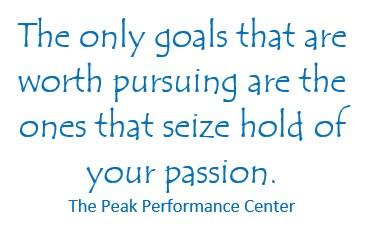 Goals passion